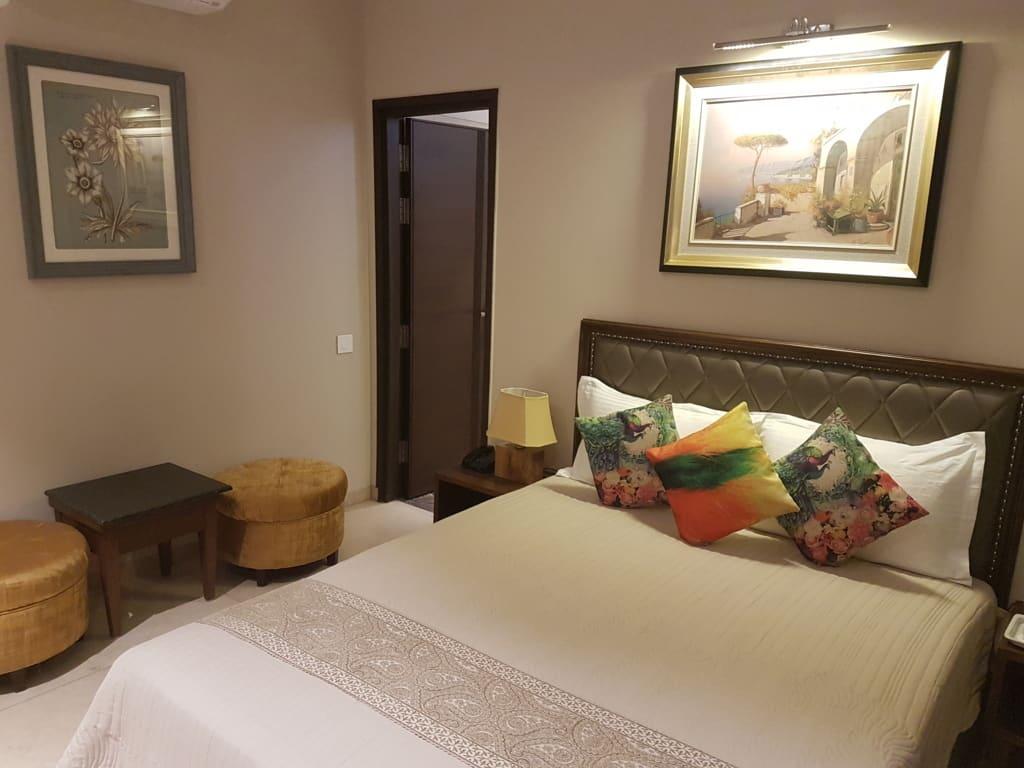 Deluxe Room Photo of Hotel Kasauli Regency