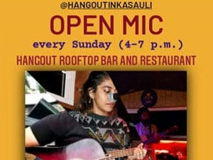 Live Music and Jam Sessions happen after open Mic on Sundays.